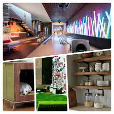 top 5 home design trends crazy cool specialty spaces indoor and