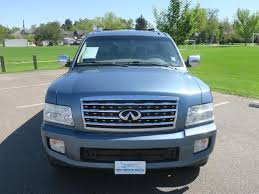 infiniti qx56 luggage carrier blue infiniti qx56 for sale used cars on buysellsearch