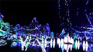 columbus zoo christmas lights adventure and flying high in ohio for thanksgiving 2017 sailing