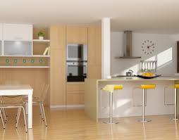modern kitchen interior kitchen 3d models cgtrader