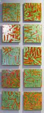 best 25 tile murals ideas on pinterest ceramic tile art spring madrigal vertical ceramic wall art tile murals from jasonmessingerart com