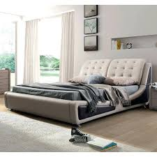 Upholstered Platform Bed King Upholstered Platform Bed Upholstered Platform Bed Premier