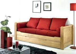 acheter canapé lit canape lit 120 cm largeur lit en 120 de large achat canape lit