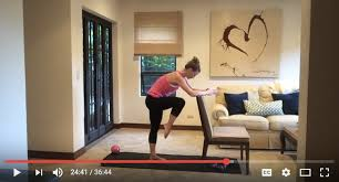 barre class at home 4 channels to check out for at home barre workouts barre