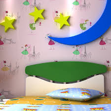 aliexpress com buy kids room wallpapers cartoon murals girls