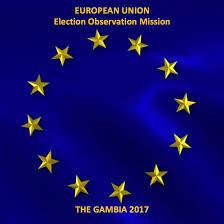 Gambia Flag Eu Eom The Gambia Eueomgambia Twitter