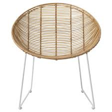 Wicker Lounge Chair Bloomingville Rattan Lounge Chair Natural Living And Co