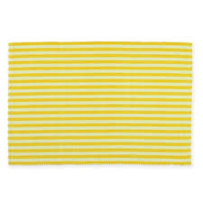 Placemats Bed Bath And Beyond Buy Yellow Placemats From Bed Bath U0026 Beyond