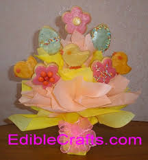 Cookie Bouquets Easter Gifts Cookie Bouquet