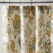Botanical Shower Curtains Unique Ideas Botanical Shower Curtain Fancy Inspiration East