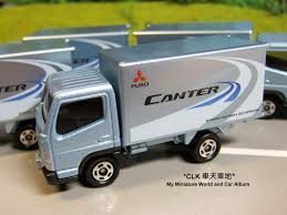 tomica mitsubishi fuso clk u0027s model car collection clk の車天車地 tomica no 13