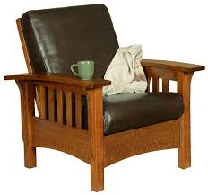 Flexsteel Chairs Mission Morris Lounge Chair