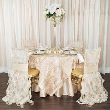 curly willow chair sash curly willow chiavari chair back slip cover chagne cv linens