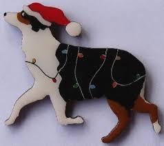 christmas tree ornaments u2013 dogshow ringcraft