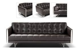 contemporary leather sofa or wrap around together with low profile