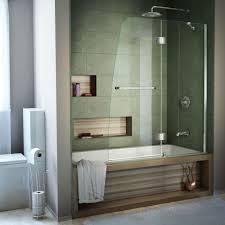 Bathroom Tub Shower Doors Shower Frameless Bathtub Shower Doors Sliding For Bathtubs 91