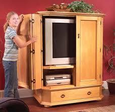 Flat Screen Tv Armoire Corner Tv Armoire With Doors U2014 John Robinson House Decor Setting