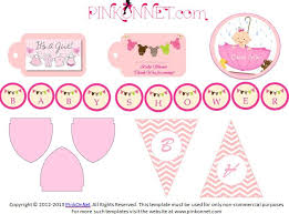 155 best baby shower free printables images on pinterest