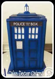 tardis cake topper cake decor in cairns doctor who tardis cake how to make