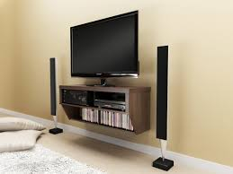 wall mount tv ideas bedroom with minimalist tips for installing