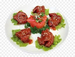 cuisine trotter meatball recipe cuisine hors doeuvre frying plate sauce