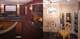 Home Theater Hvac Design Just After Home Theater And Wine Cellar Design Bollinger Design