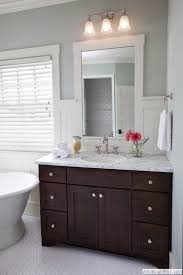 Wooden Bathroom Furniture Cabinets Enthralling Bathroom Wood Vanity Interesting 36 On Cabinet