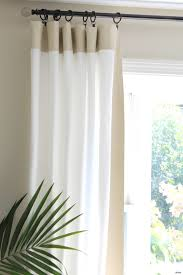 Command Hook Curtains Hanging Curtains With Command Hooks Ceiling Mount Curtain Track