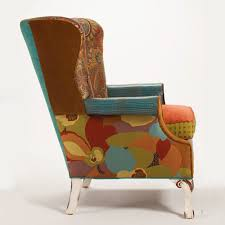 Patchwork Armchair For Sale Patchwork Furniture Upholstery Fabrics