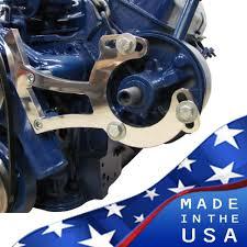 Ford 390 Water Pump Ford 390 Power Steering Bracket Ebay