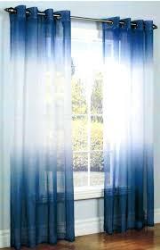 Royal Blue Blackout Curtains Light Blue Curtains Swexie Me