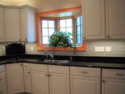 Kitchen Backsplash Glass Tile Glass Tiles For Backsplash In Kitchen Home Design Ideas