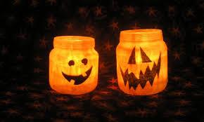 diy pumpkin luminaries for halloween metro parent