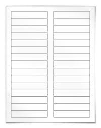 Avery Template 30 Labels Per Sheet File Folder Labels Our Wl 200 Same Size As Avery 5366 5066