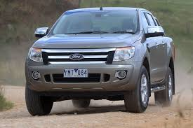 Salesladder Ford Ranger Xls Special Edition Announced