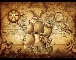 wall map mural promotion shop for promotional wall map mural on beibehang wall paper retro sailing world map mural living room sofa background wall home decoration wallpaper for walls 3 d