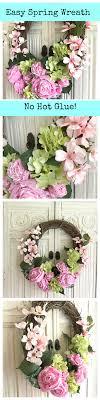 floral tissue paper diy tissue paper flower wreath hallstrom home