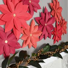 diy wall decorations how to make paper flowers