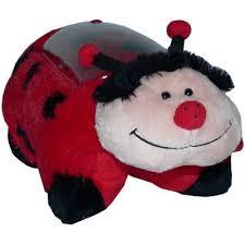 light up ladybug pillow pet buy pillow pets ms ladybug dream lites from our night lights range