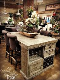 Farmhouse Style Kitchen Islands by Urban Farmhouse Kitchen Island Kitchen Island Inspiration