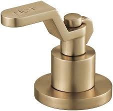 Brizo Bathroom Faucets Faucet Com Hl5334 Gl In Luxe Gold By Brizo