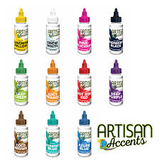 artisan accents 2oz food coloring color gel food coloring