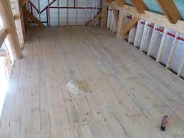 linseed tung floor finish