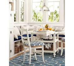 Modular Banquette Isabella Side Chair Pottery Barn
