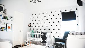 ashton u0027s modern monochrome nursery project nursery