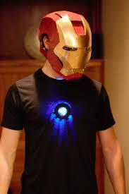 Tony Stark Halloween Costume Halloween Coming Felt Sharing Tony Stark