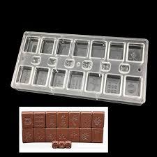 mahjong ustensile de cuisine dcrt mahjong avec dés en forme de moules à chocolat gâteau