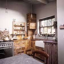 deco de charme le charme d u0027une cuisine rustique