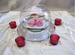fish bowl centerpieces roses in a fish bowl centerpieces budget brides guide a