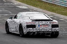 Audi R8 2016 - scoop 2016 audi r8 the oh so familiar looking next generation